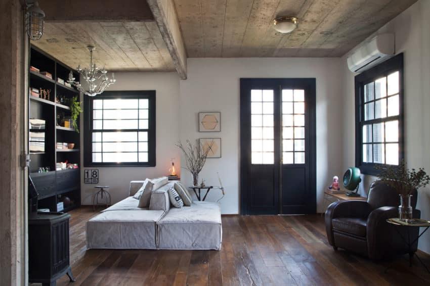 Apartamento Jardins by Tavares Duayer (1)