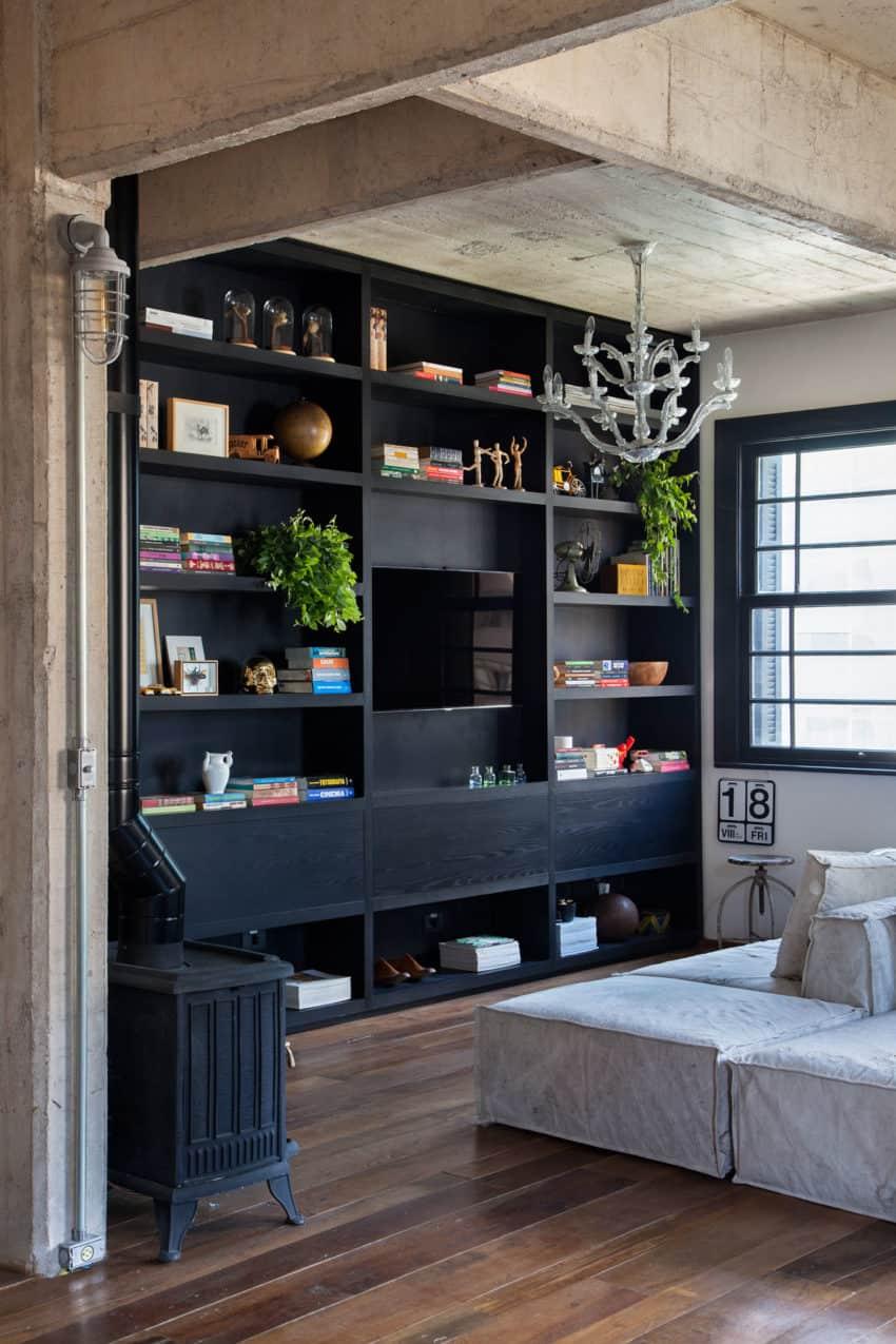 Apartamento Jardins by Tavares Duayer (3)
