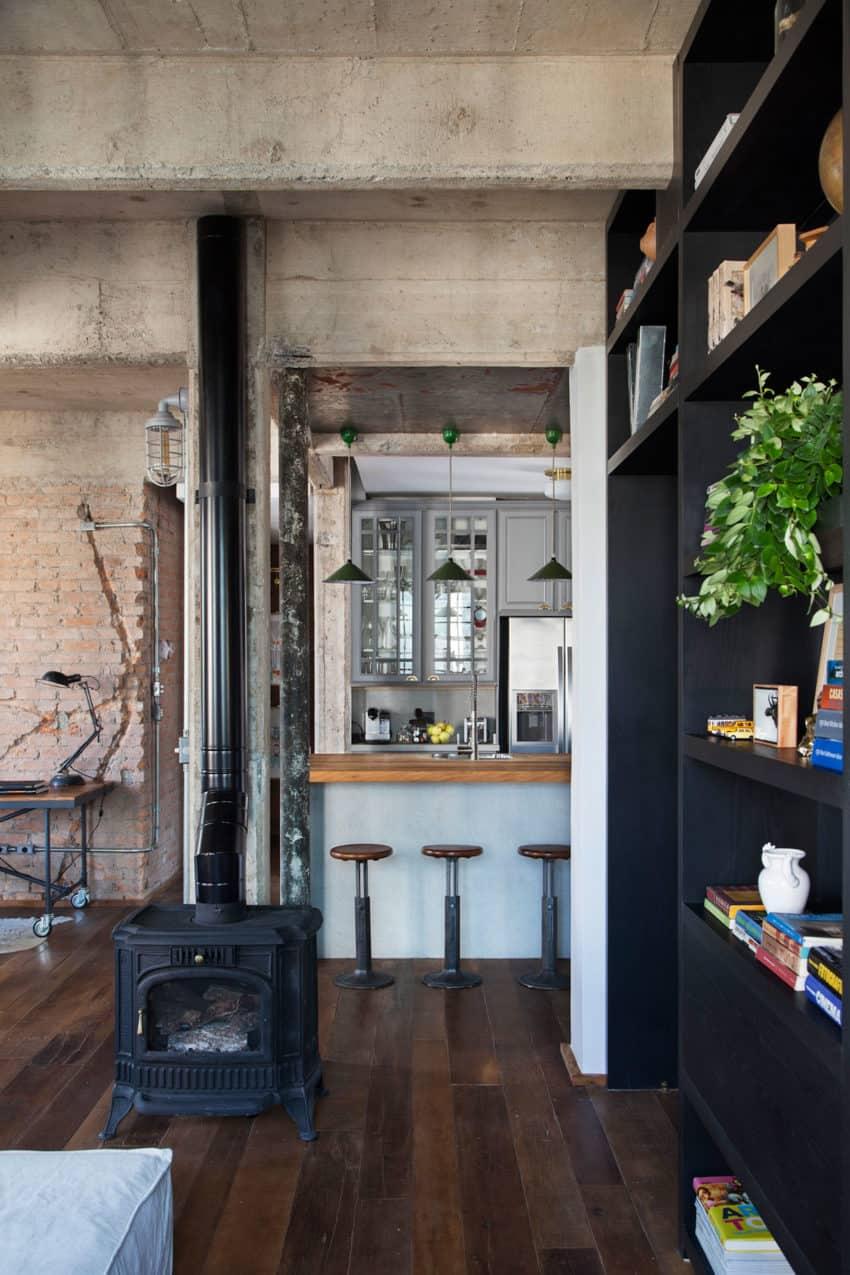 Apartamento Jardins by Tavares Duayer (4)