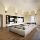 Apartment Renovation on Via dei Pellegrini by CMT Arch (2)