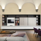 Apartment Renovation on Via dei Pellegrini by CMT Arch (3)