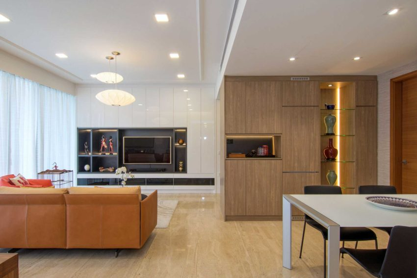 Apartment in Singapore by KNQ Associates (6)