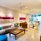 Colorful Home with Wall Tiles by H. Ponce Arquitectos (4)