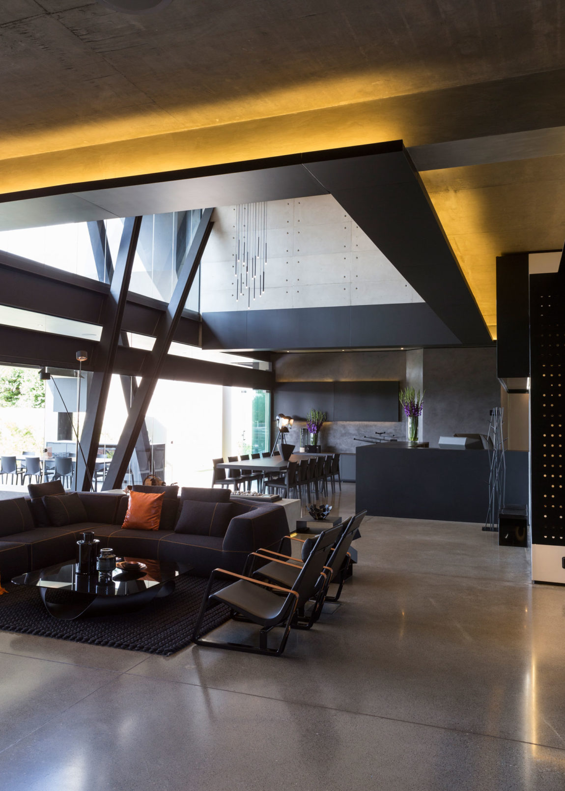 Kloof Road House by Nico van der Meulen Architects (7)