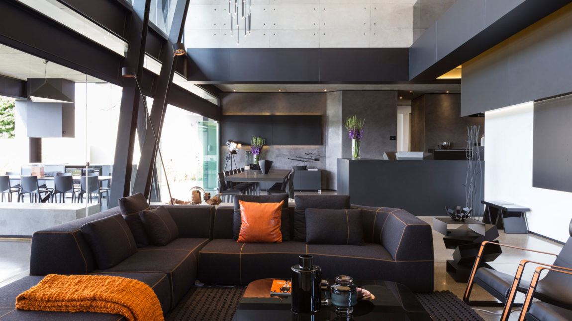 Kloof Road House by Nico van der Meulen Architects (9)