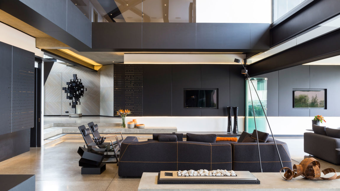 Kloof Road House by Nico van der Meulen Architects (10)