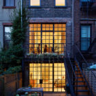 Lang Architecture Convert a Three-Family Row House (18)