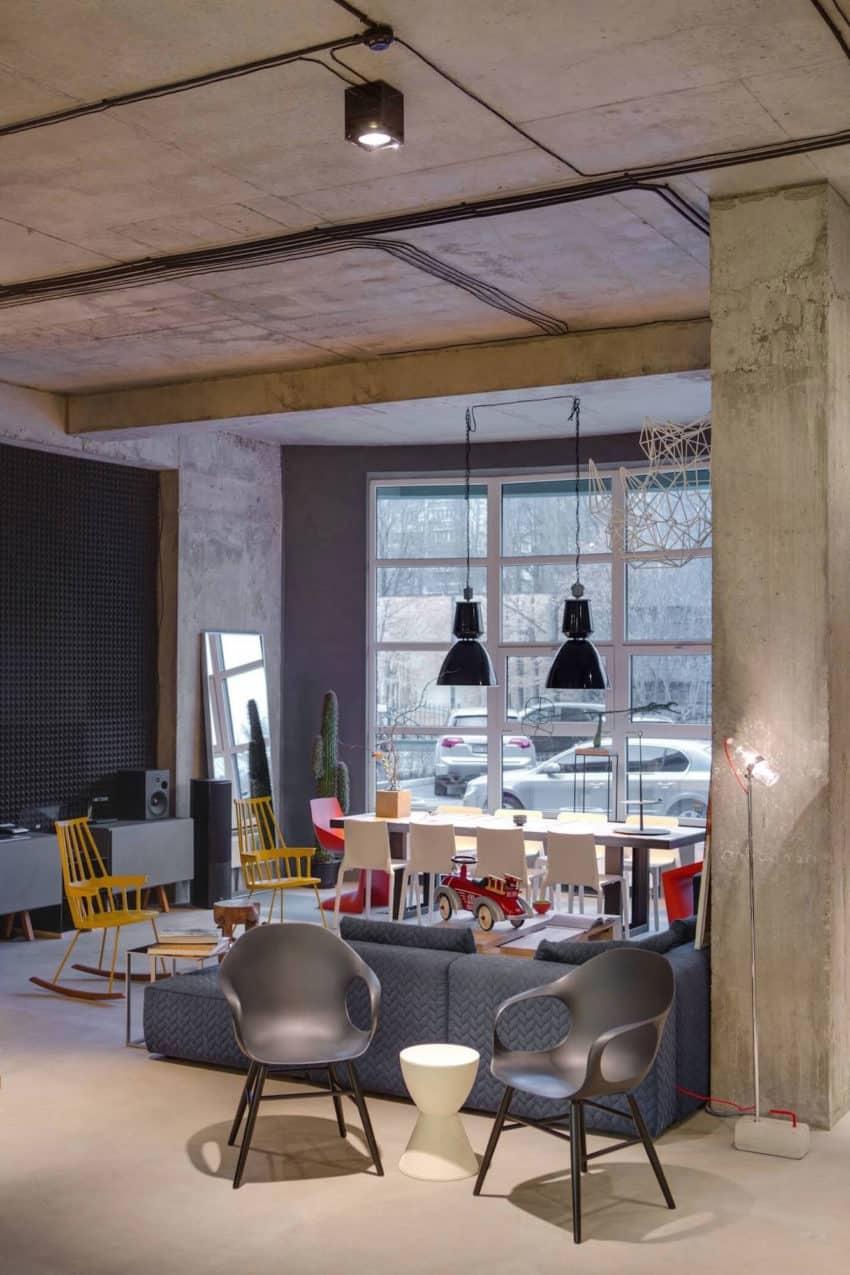 Office Dizaap by Sergey Makhno (1)