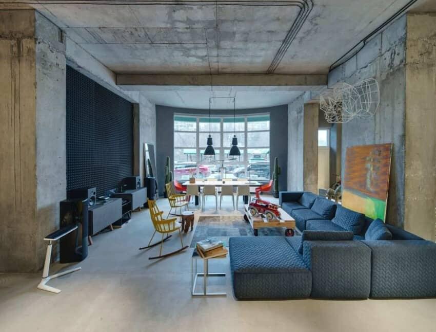 Office Dizaap by Sergey Makhno (2)