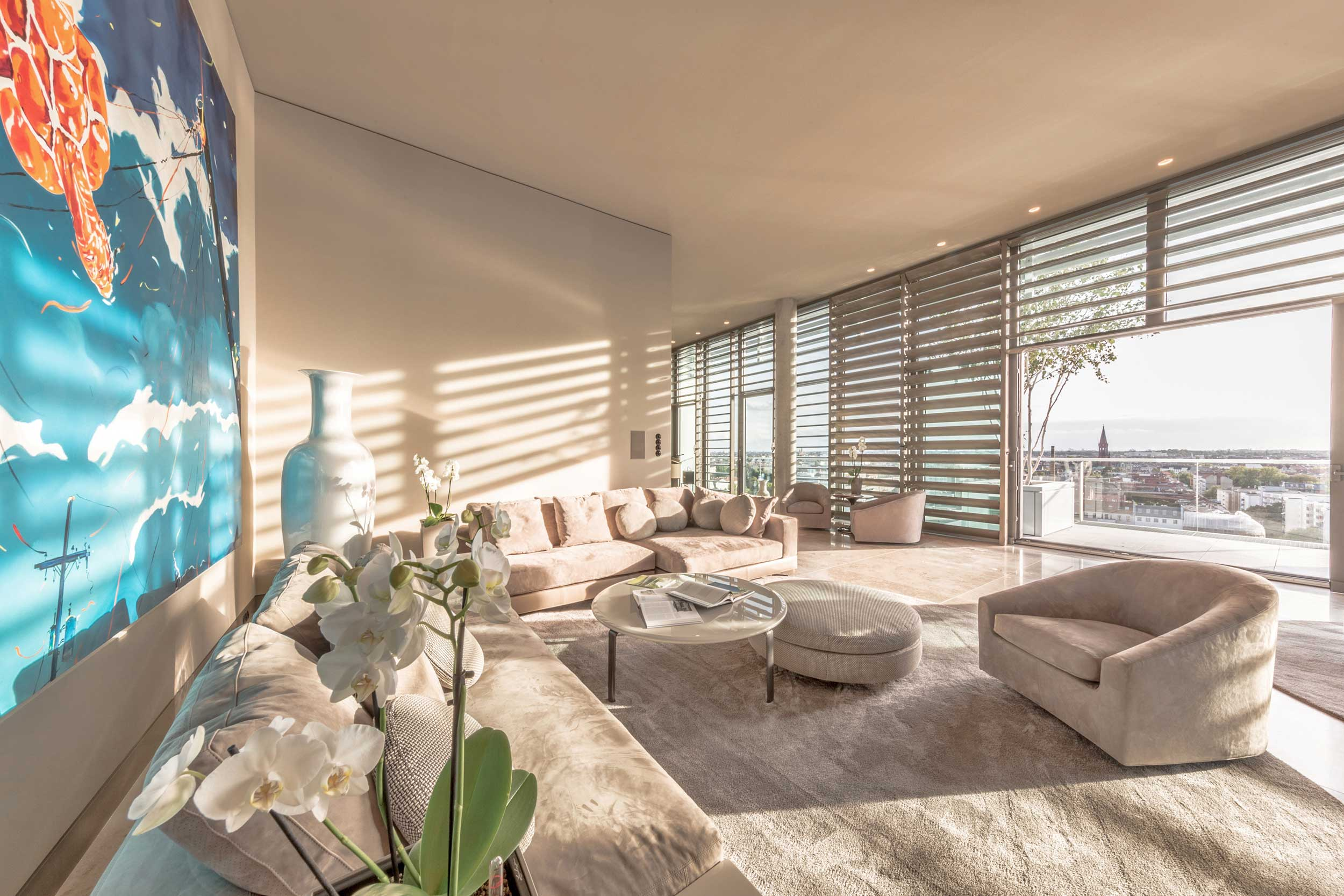 Penthouse Berlin in berlin surrounded by the most exciting spots