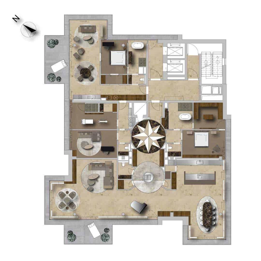 Penthouse in Berlin (21)