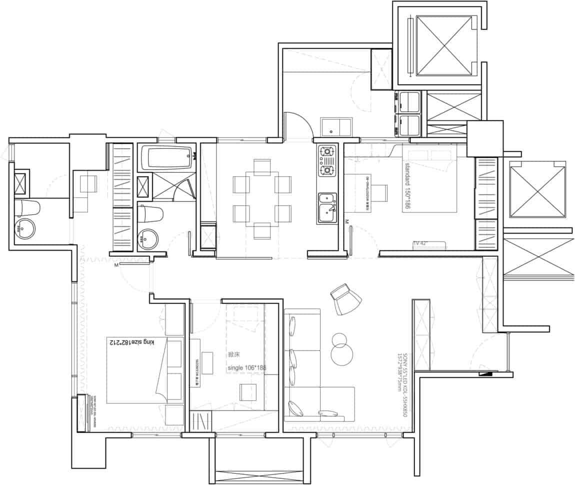 Residence Jiang by KC Design Studio (11)