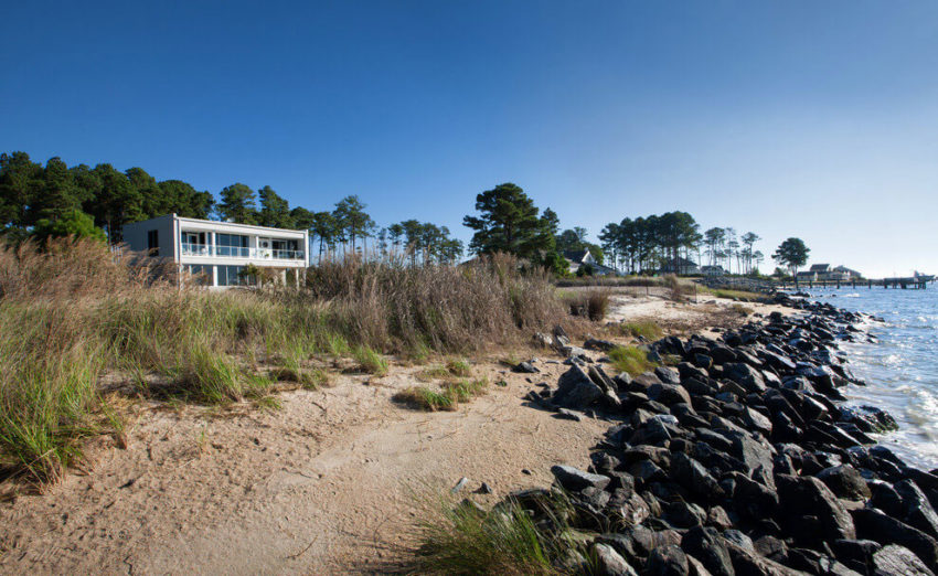 Residence on Windmill Point by Randall Kipp Architecture (1)