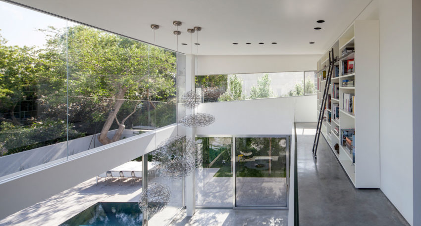 Stunning Contemporary Home in Ramat Gan (24)