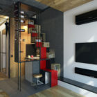 Teeny Tiny Apartment in Kharkov by One Studio (7)
