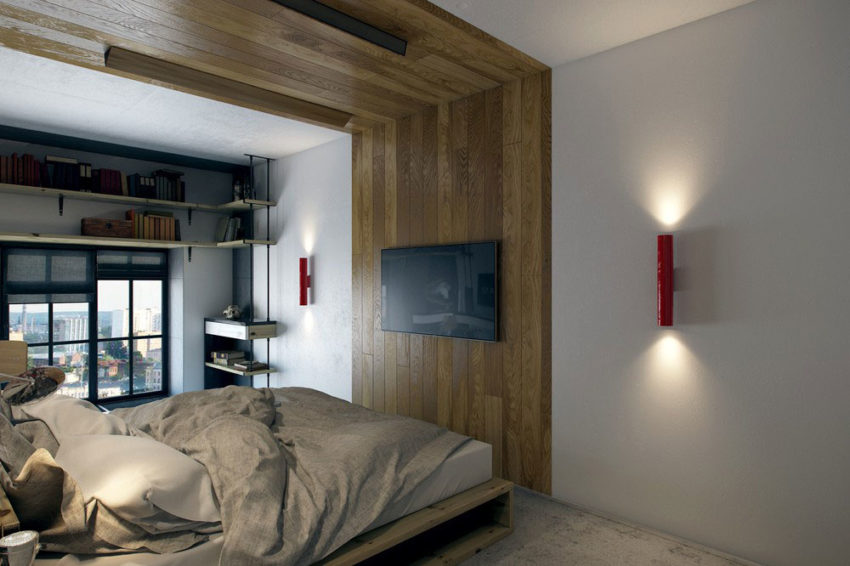 Teeny Tiny Apartment in Kharkov by One Studio (10)