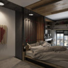 Teeny Tiny Apartment in Kharkov by One Studio (11)