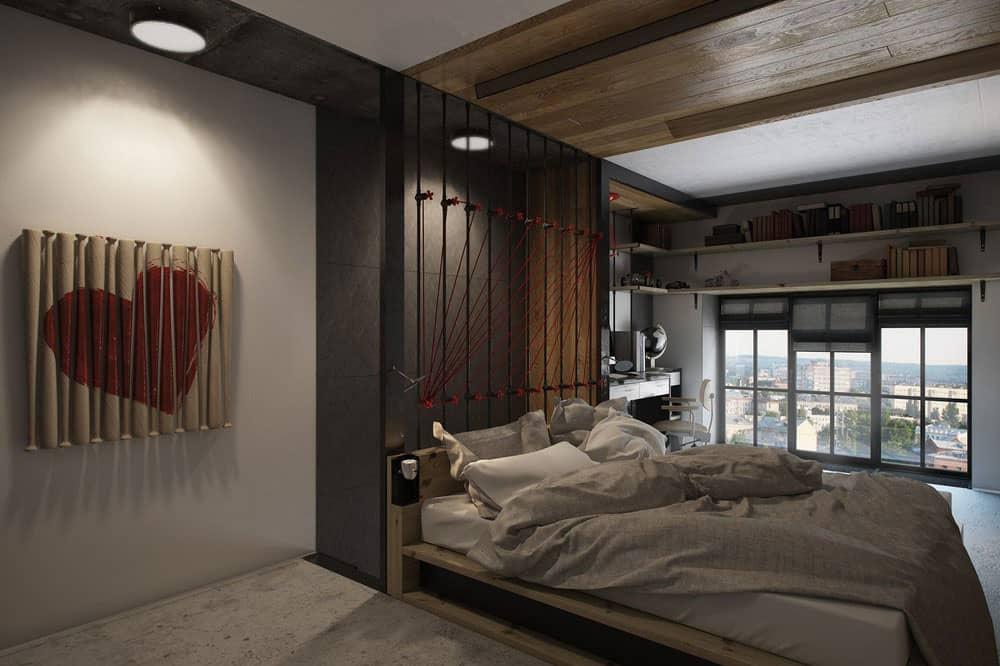 Teeny Tiny Apartment in Kharkov by One Studio (11)