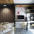 Teeny Tiny Apartment in Kharkov by One Studio (12)