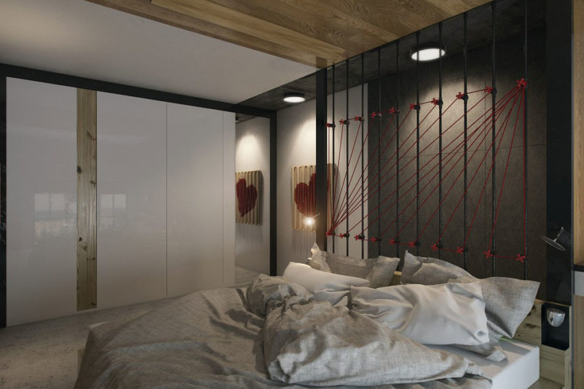 Teeny Tiny Apartment in Kharkov by One Studio (14)