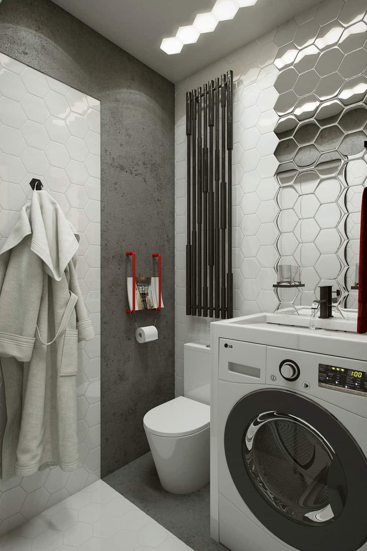 Teeny Tiny Apartment in Kharkov by One Studio (16)