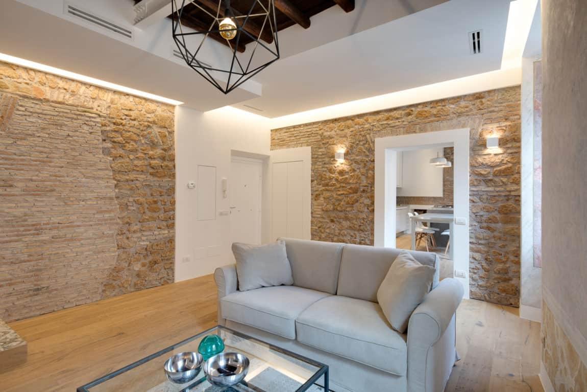 Via Sistina Apartment by Serena Romanò (1)