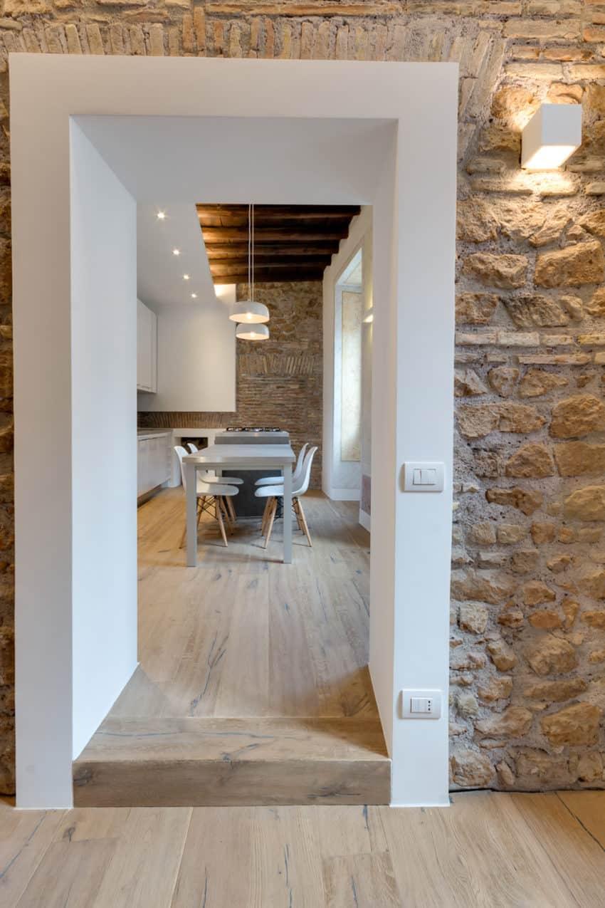 Via Sistina Apartment by Serena Romanò (6)
