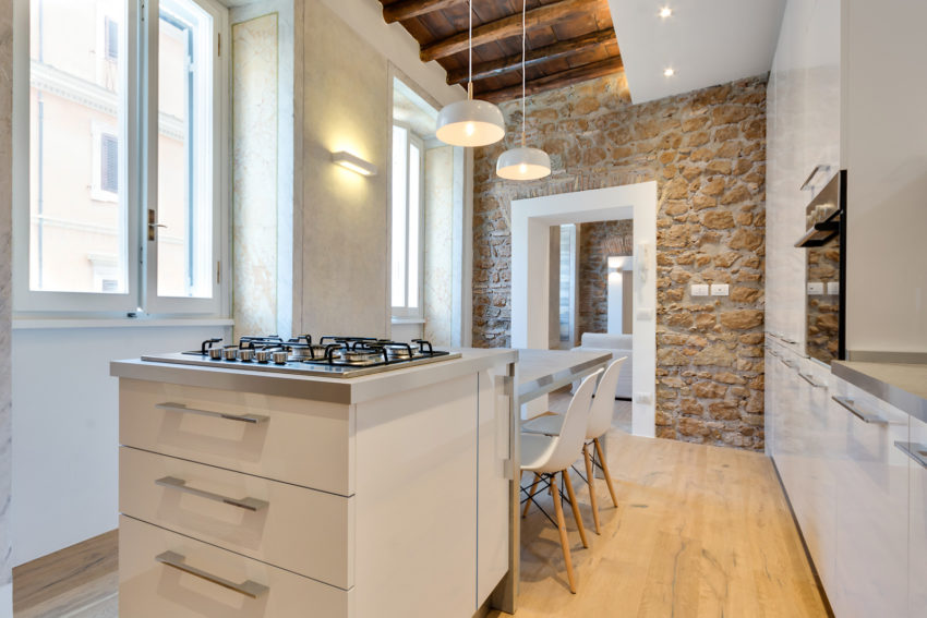 Via Sistina Apartment by Serena Romanò (11)