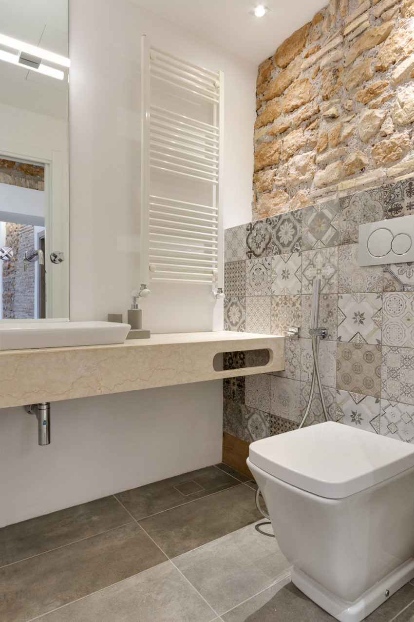Via Sistina Apartment by Serena Romanò (24)