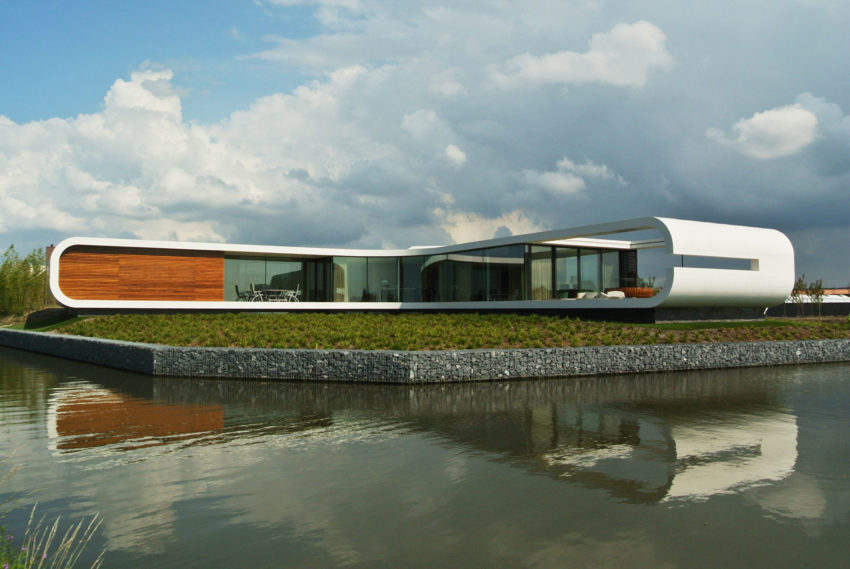 Villa New Water by Waterstudio NL (1)