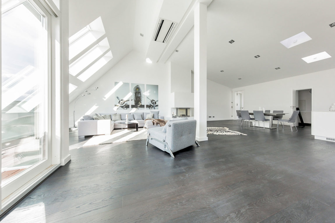 Attic Apartment in Berlin by Donatella Mustavic (4)