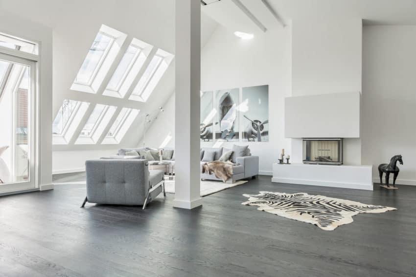 Attic Apartment in Berlin by Donatella Mustavic (6)