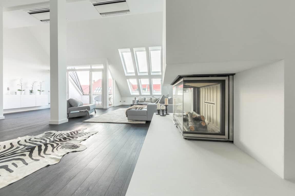 Attic Apartment in Berlin by Donatella Mustavic (7)