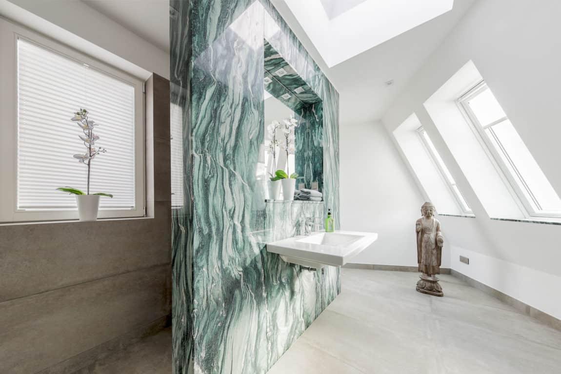 Attic Apartment in Berlin by Donatella Mustavic (19)