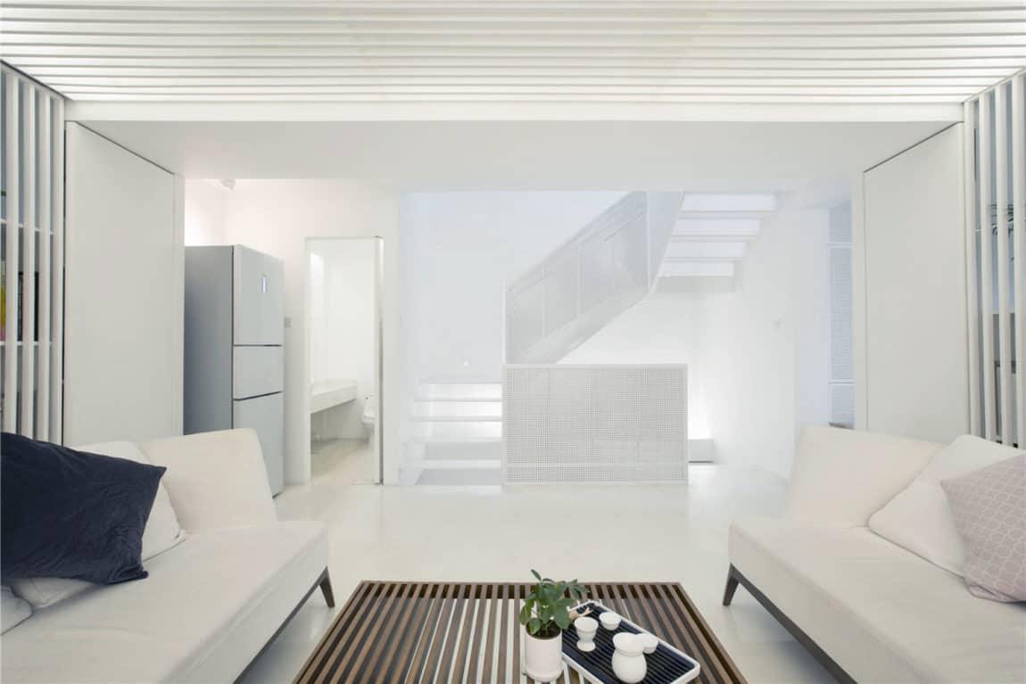 Beijing Hutong House Renovation by ARCHSTUDIO (4)