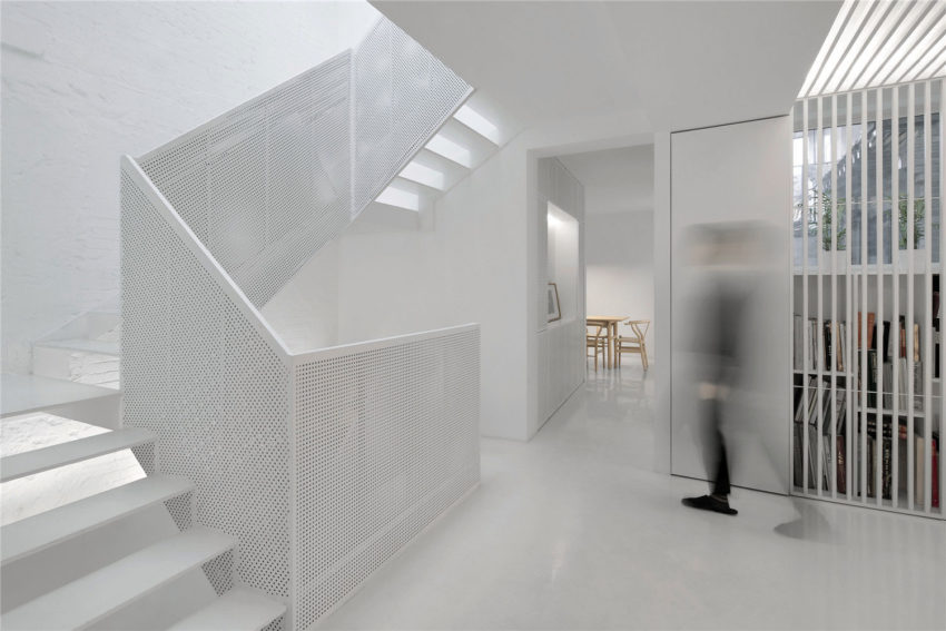 Beijing Hutong House Renovation by ARCHSTUDIO (6)