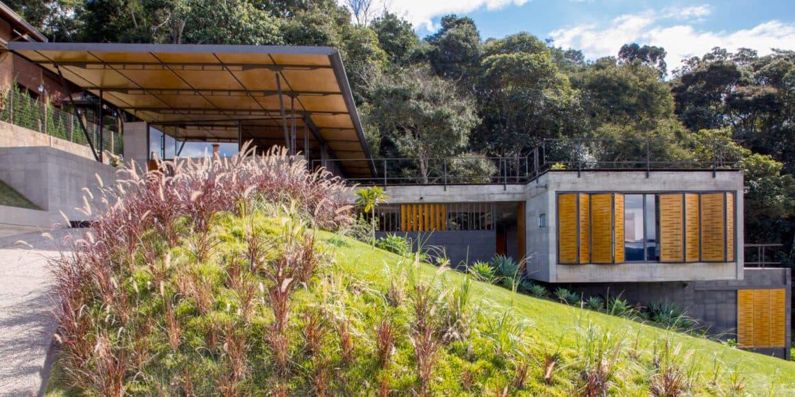 Casa Santo Antonio by H+F Arquitetos (2)