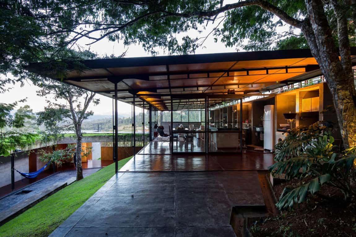 Casa Santo Antonio by H+F Arquitetos (20)