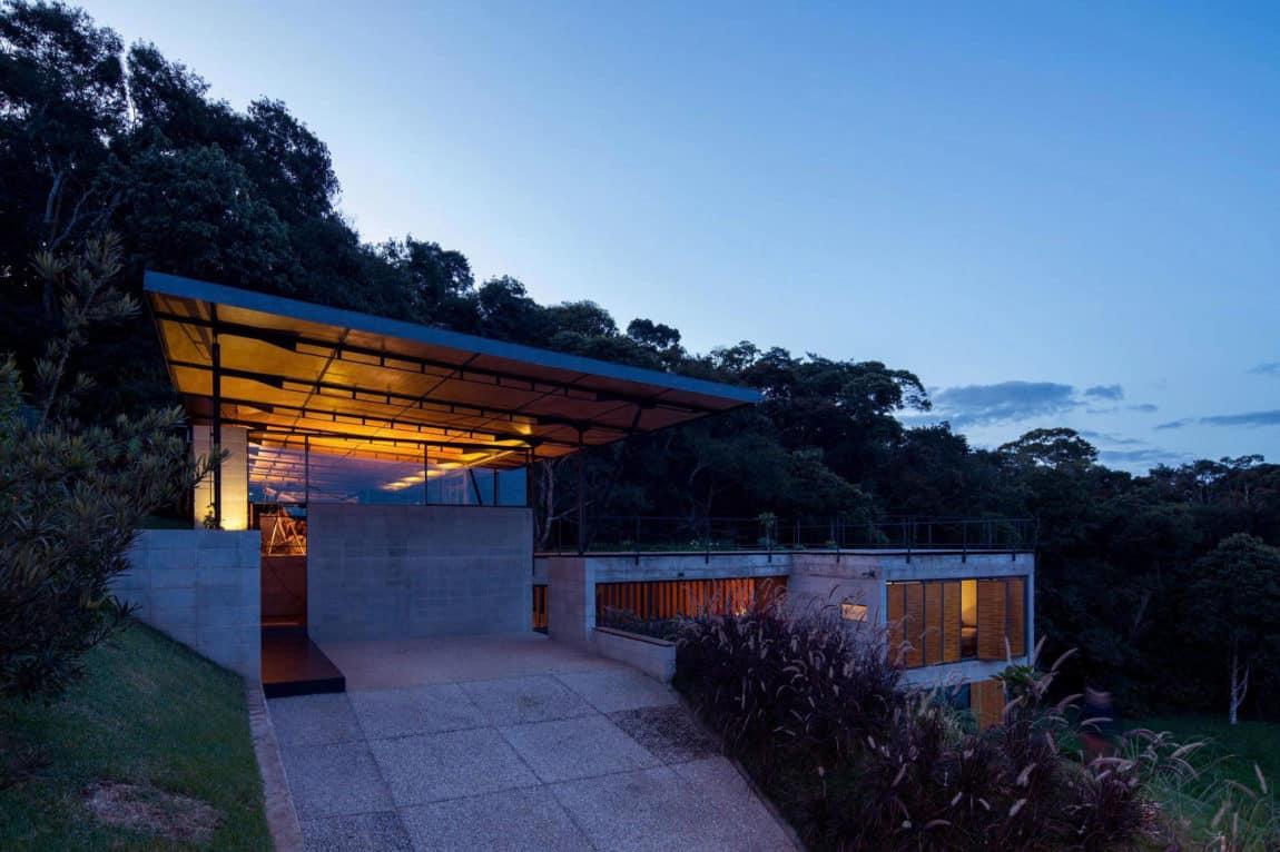Casa Santo Antonio by H+F Arquitetos (23)