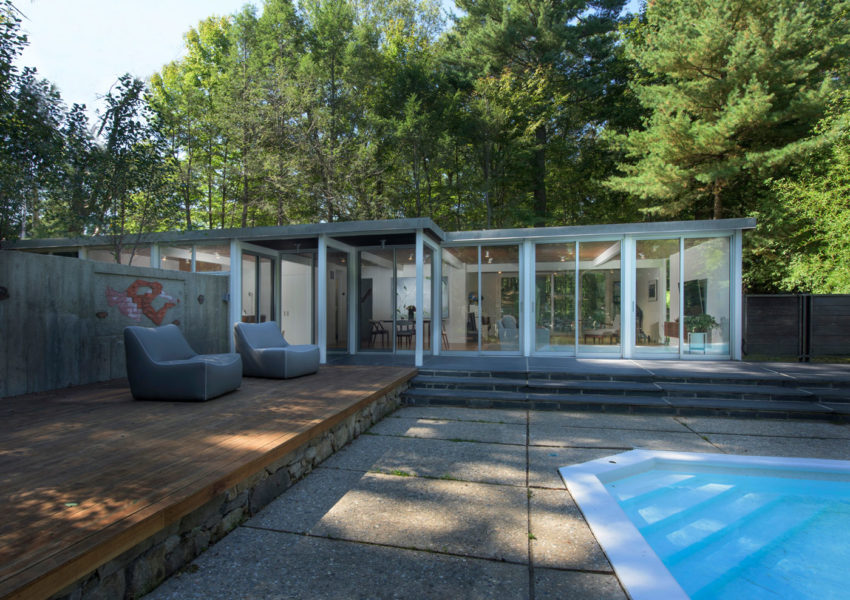 Chestnut Hill Modern Renovation by Hammer Architects (4)