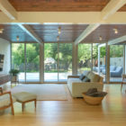 Chestnut Hill Modern Renovation by Hammer Architects (7)