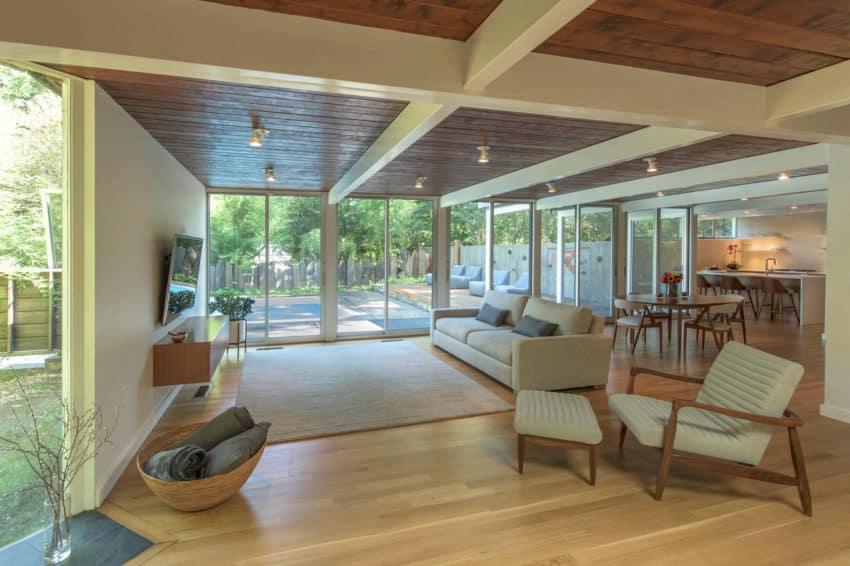Chestnut Hill Modern Renovation by Hammer Architects (8)