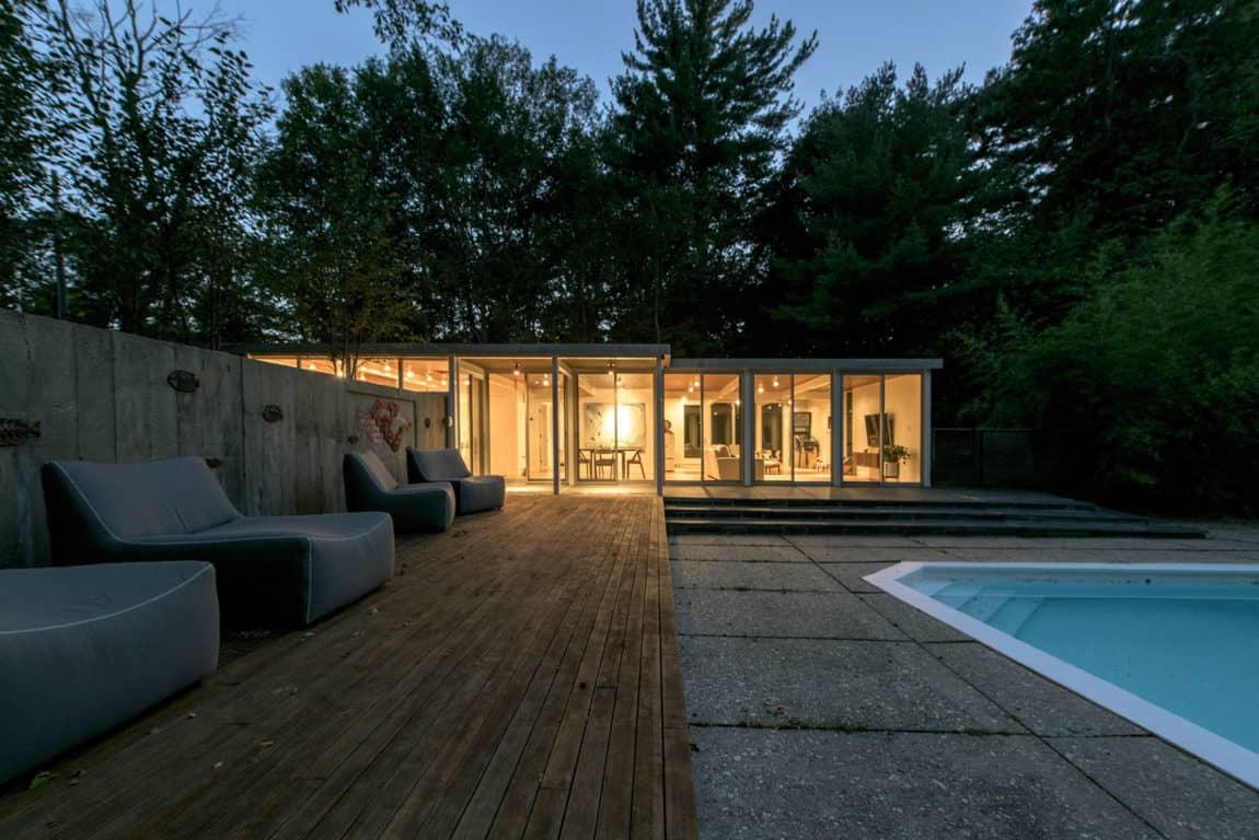 Chestnut Hill Modern Renovation by Hammer Architects (12)