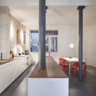 Glass & Walnut Loft by CUT Architectures (16)