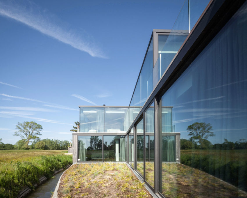 Graafjansdijk House by Govaert & Vanhoutte Arch (2)