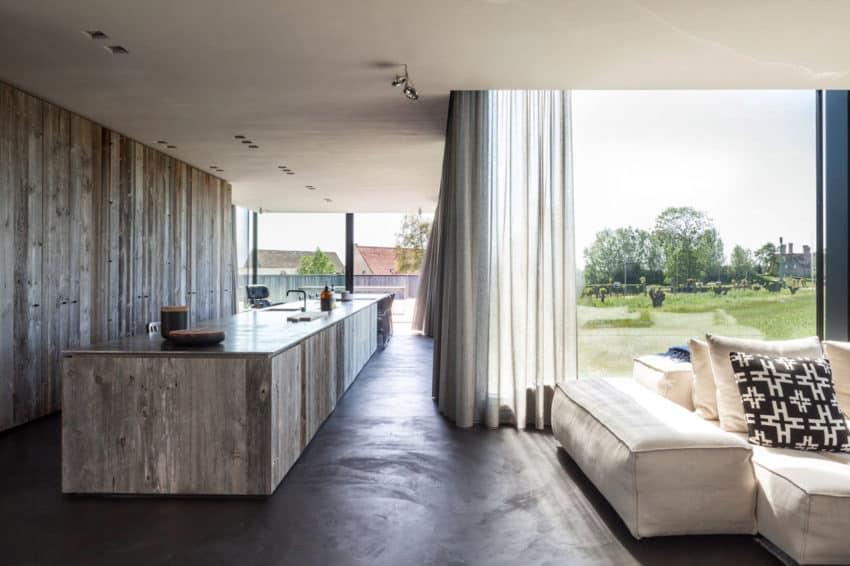 Graafjansdijk House by Govaert & Vanhoutte Arch (10)