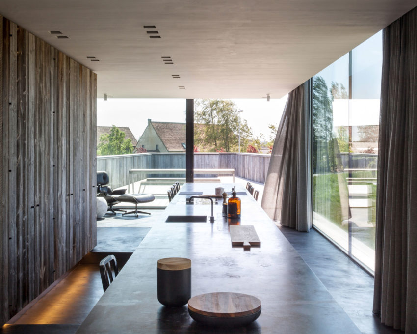 Graafjansdijk House by Govaert & Vanhoutte Arch (11)