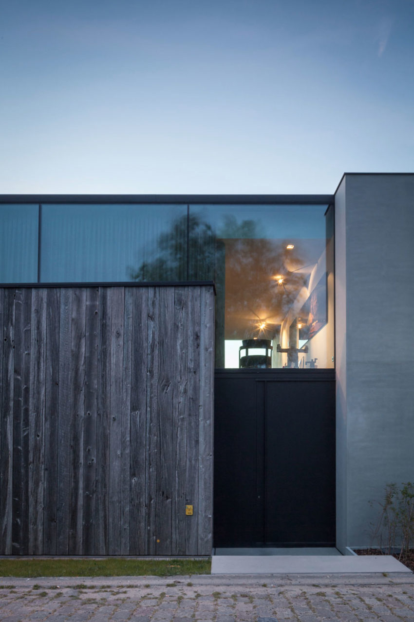 Graafjansdijk House by Govaert & Vanhoutte Arch (19)