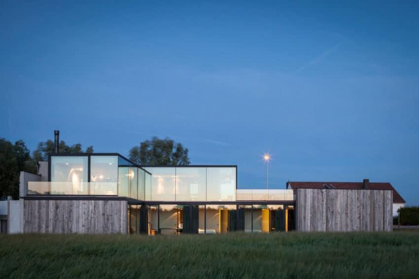 Graafjansdijk House by Govaert & Vanhoutte Arch (23)
