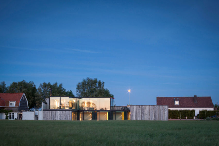 Graafjansdijk House by Govaert & Vanhoutte Arch (24)